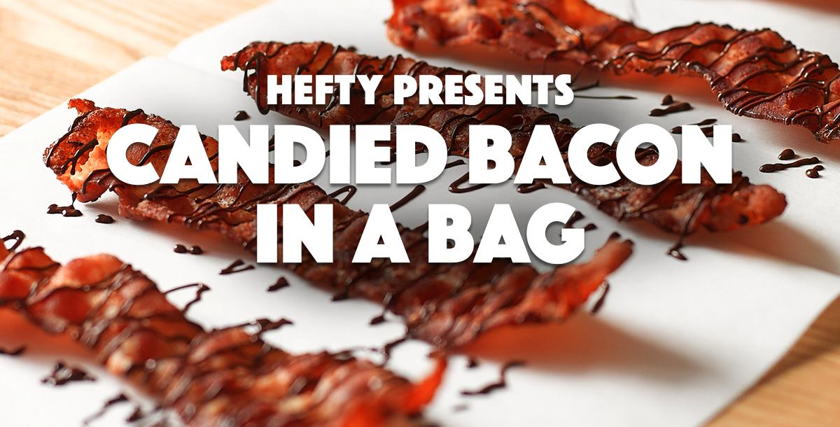 Gourmet Bacon In A Bag Hefty