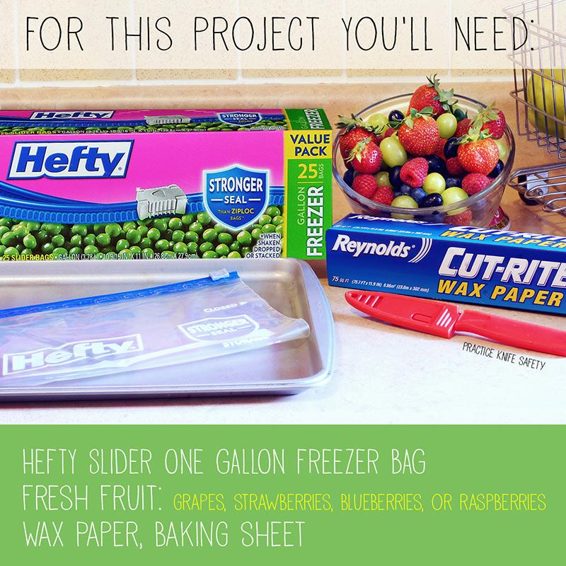 Frozen Fruit Hefty