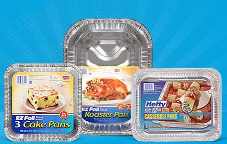 Five Surprising Uses For Hefty Ez Foil Aluminum Pans