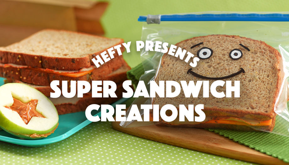 Super Sandwich Creations Hefty